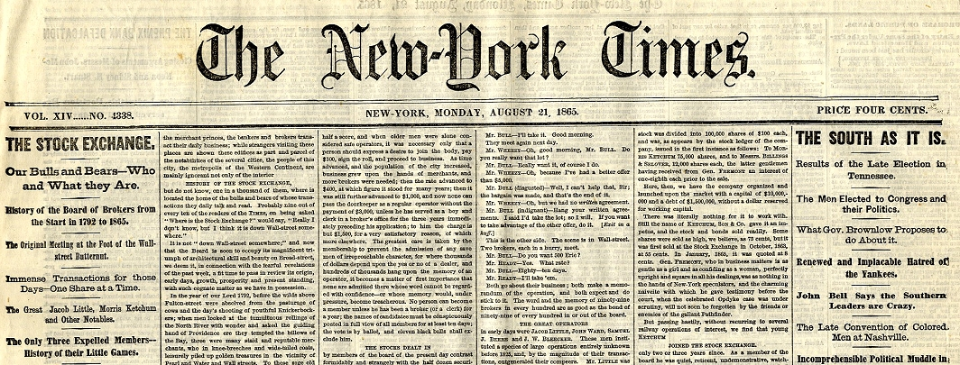 new york times front page archive. The New York Times